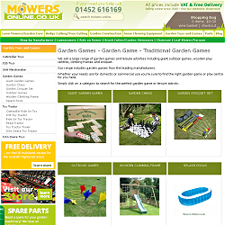 Go to Mowers Online