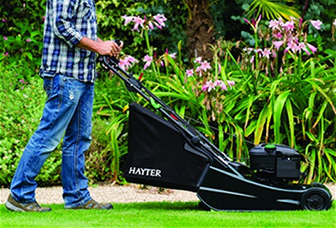 Link to the Lawn Mowers UK website
