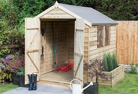 Link to the Buy Sheds Direct website